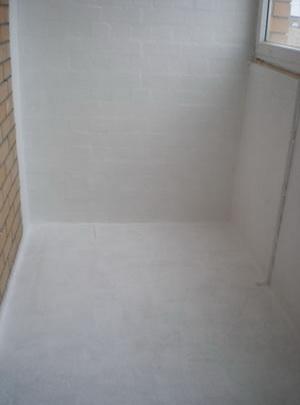 Тепло-эффект - утепление балконов и лоджий жидкой теплоизоля.